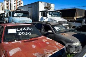 PREJUÍZO AO CRIME Ministério da Justiça e Segurança Pública leiloa veículos apreendidos do tráfico em MT