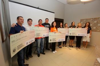 Festival Braseiro entrega R$111,3 mil a instituições filantrópicas
