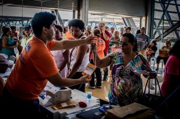 Formação de voluntários para Caravana de Sinop entra na reta final