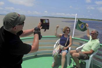 Cresce número de turistas estrangeiros que aprovam visita ao Brasil