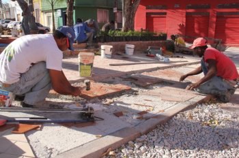 Prefeitura e Governo Federal entregam mais uma obra do PAC Cidades Históricas