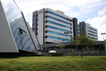 A sede do Tribunal Regional do Trabalho, da 23ª Região, em Cuiabá