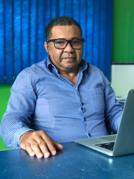 Presidente da MTI João Figueiredo - (Foto da Assessoria).