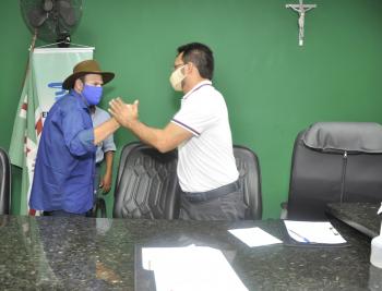 PROS firma aliança com o PP em Leverger, chapa terá Dudu Moreira para prefeito e Marcelo Queiroz como vice*