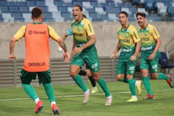 Líder da Série B, Cuiabá enfrenta o Botafogo nas oitavas da Copa do Brasil