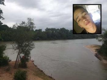 Jovem morre afogado ao tentar salvar namorada que caiu em rio