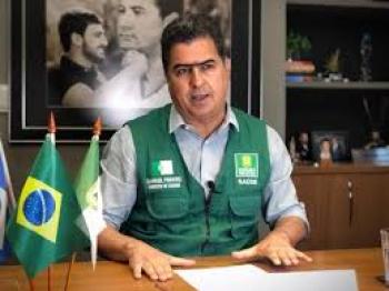 Emanuel prevê cenário preocupante em janeiro e quer colocar Cuiabá à frente de discussão pela vacina