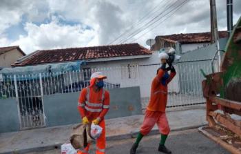 Coleta domiciliar de lixo sofre alteração e será suspensa nos feriados de Natal e Réveillon