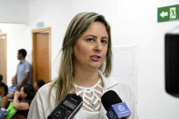 >Se o Ministério liberar a vacinação, Mato Grosso está preparado para aplicação>, diz secretária de saúde