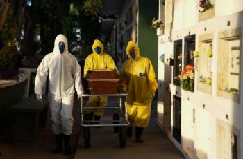 MT registra 48 mortes e 1.540 novas confirmações de coronavírus em 24 horas