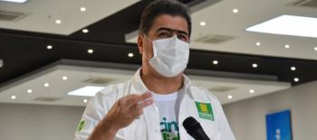 Prefeito anuncia que prepara abertura do cadastro da vacinação para pessoas sem comorbidades
