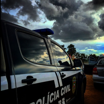 Polícia Civil cumpre 16 mandados judiciais contra alvos envolvidos no latrocínio de servidor aposentado de Chapada dos Guimarães
