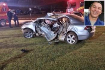 Empresário morre após perder controle de carro e sofrer acidente em MT