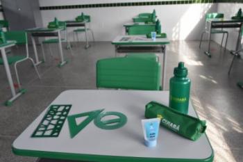 Cuiabá cita novas cepas e descarta retomada das aulas em agosto