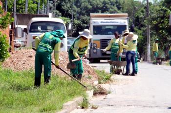 Mais de 2 mil moradores do Santa Amália serão beneficiados com a 24ª edição do Mutirão da Limpeza