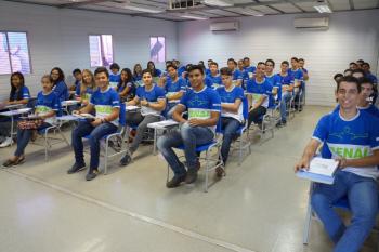 Senai Distrito Industrial abre 590 vagas em cursos com início das aulas em junho e julho
