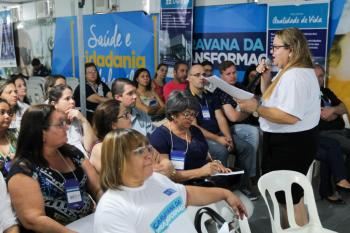 Seduc realiza Café com Prosa com gestores escolares de Barra do Garças e região.