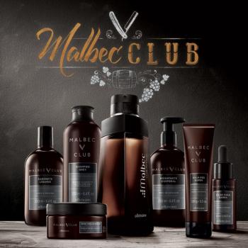 Malbec Club traz um guia de cuidados masculinos