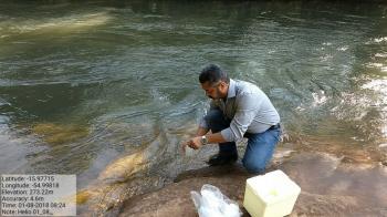 Usina Porto Seguro conclui obras de reparação em lagoa de acidente