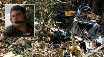 Piloto continua desaparecido após queda de avião e família busca informações