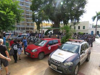 Cerca de 700 agentes reforçam segurança em Mato Grosso