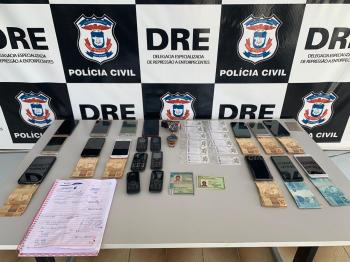 Polícia Civil prende grupo criminoso envolvido em golpes de estelionato