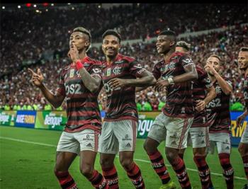 Flamengo leva susto, mas goleia o Ceará no Maracanã