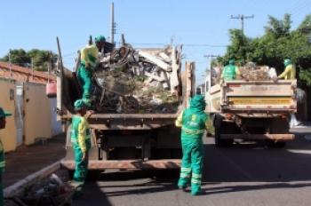 Bairro Tijucal recebe o Mutirão da Limpeza pela 2º vez em 2019