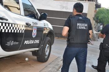 Polícia Civil cumpre prisão de quatro por homicídio cometido a mando de facção