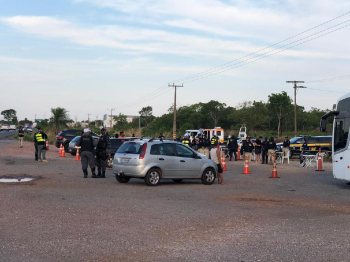 Motoristas são flagrados dirigindo sob efeito de álcool em Várzea Grande