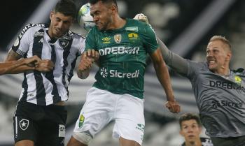 Com 11 desfalques, Cuiabá vence Botafogo no Rio pela Copa do Brasil