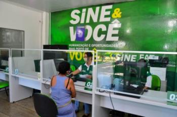 Cuiabá tem 20 vagas de empregos abertas