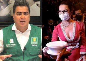 """Primeira-dama de MT detona prefeito e cobra """"mais ações e menos politicagem"""
