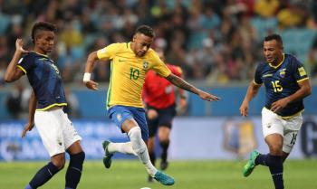 Brasil recebe Equador em Porto Alegre pelas Eliminatórias para a Copa