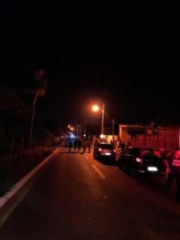 Motociclista morre atropelado por carro em avenida de Várzea Grande