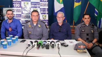 Operação Salutem termina com 17 presos, drogas e armas apreendidas em Sinop
