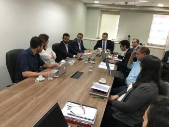 Governador de MT conhece projetos das cinco áreas de negócio do Consórcio Brasil Central