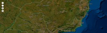 Serviço Geológico lança mapa online sobre áreas de risco no país