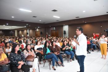 Prefeito Emanuel Pinheiro abre ano letivo de 2020 com aula inaugural