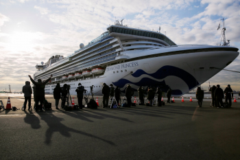 Argentino em cruzeiro em quarentena no Japão é o 1º caso de latino-americano com coronavírus