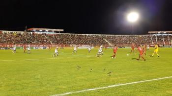 União perde para o Atlético-GO e dá adeus à Copa do Brasil