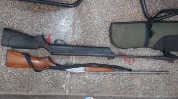 Em investigações de homicídio, Polícia Civil apreende diversas armas e munições