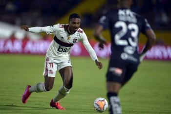 Flamengo empate fora com o Del Valle pela ida da Recopa