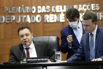 Fablicio Rodrigues/ ALMT