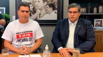 Ministério Saúde revela que medidas duras evitarão milhares de casos e mortes em Cuiabá