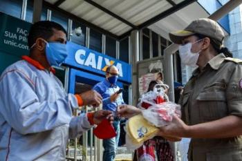 Mato Grosso segue tendência mundial de uso de máscara