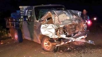 Seis morrem e dois ficam feridos em violento acidente no Médio Norte