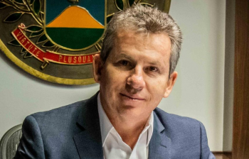Mauro Mendes deseja mandato de realizações para todos os prefeitos eleitos