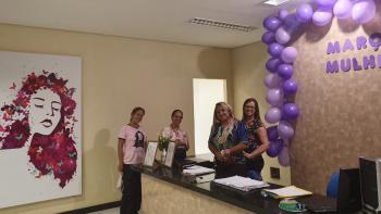 Atividades de saúde e bem-estar reúne servidoras de unidade especializada