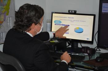 Orçamento de 2021 prevê investimentos de R$ 2,1 bilhões